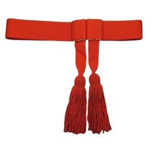 Army Red Waist Sash
