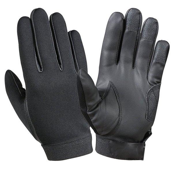 Army Universe Black Law Enforcement Tactical Duty Gloves