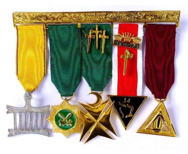 Member's Set of 5 Miniature Jewels