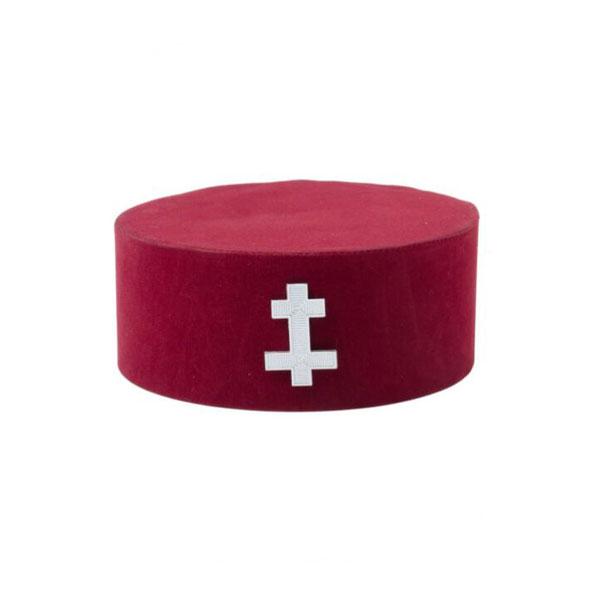 Knights Templar Preceptors Hat