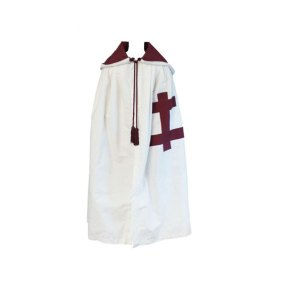 Knights Templar Preceptors Mantle