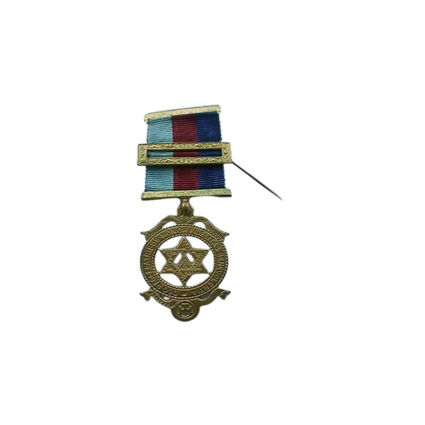 Royal Arch Provincial Breast Jewel Small Size
