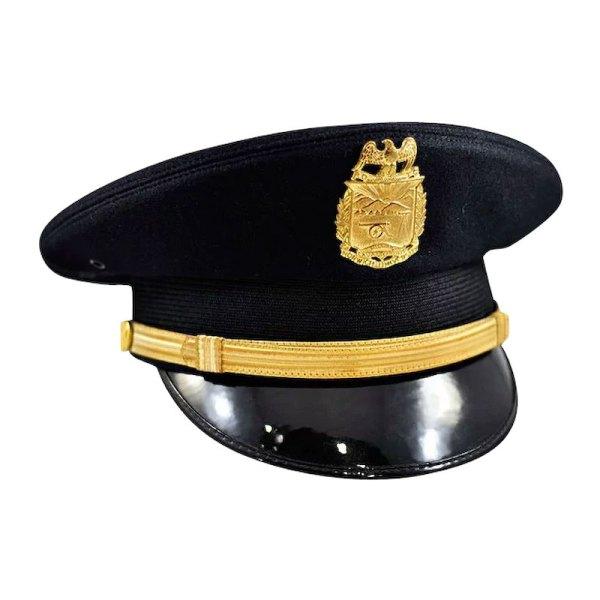 Vintage Military Dress Cap