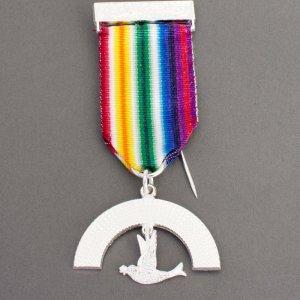 Royal Ark Mariner Members Breast Jewel