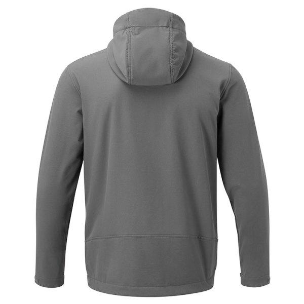 Gray Softshell Jacket