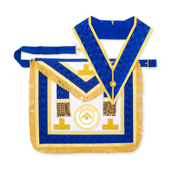 Craft Provincial Full Dress Apron and Collar