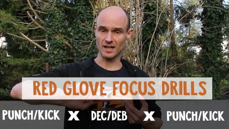 Red Glove Focus Drills