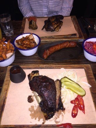 HotBox London Review - American Barbecue