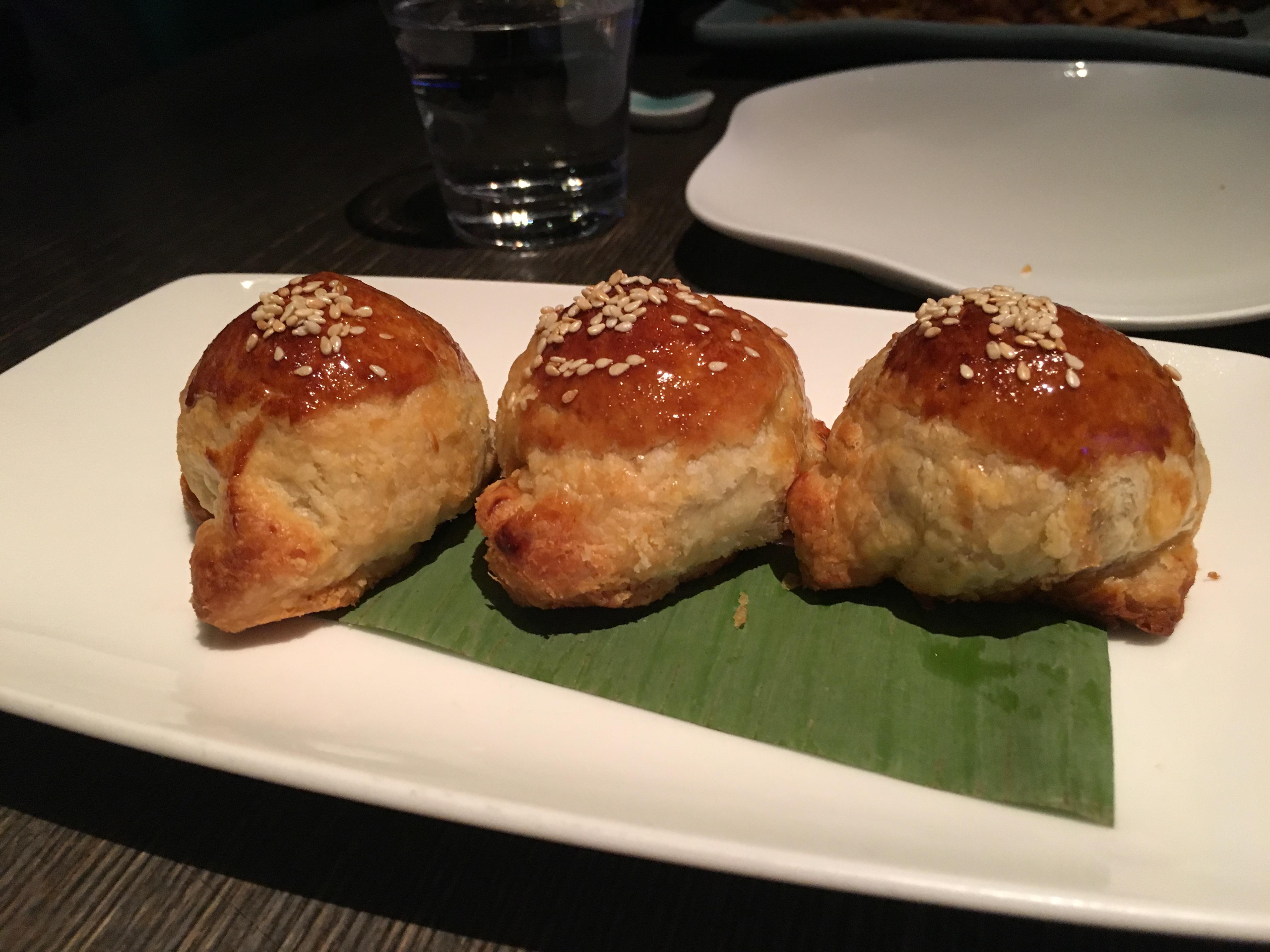 LondonsDiningCouple Yauatcha Soho Review | Top 10 Dishes in London