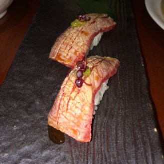 LondonsDiningCouple Novikov Asian Review | Top 10 Sushi Dishes in London