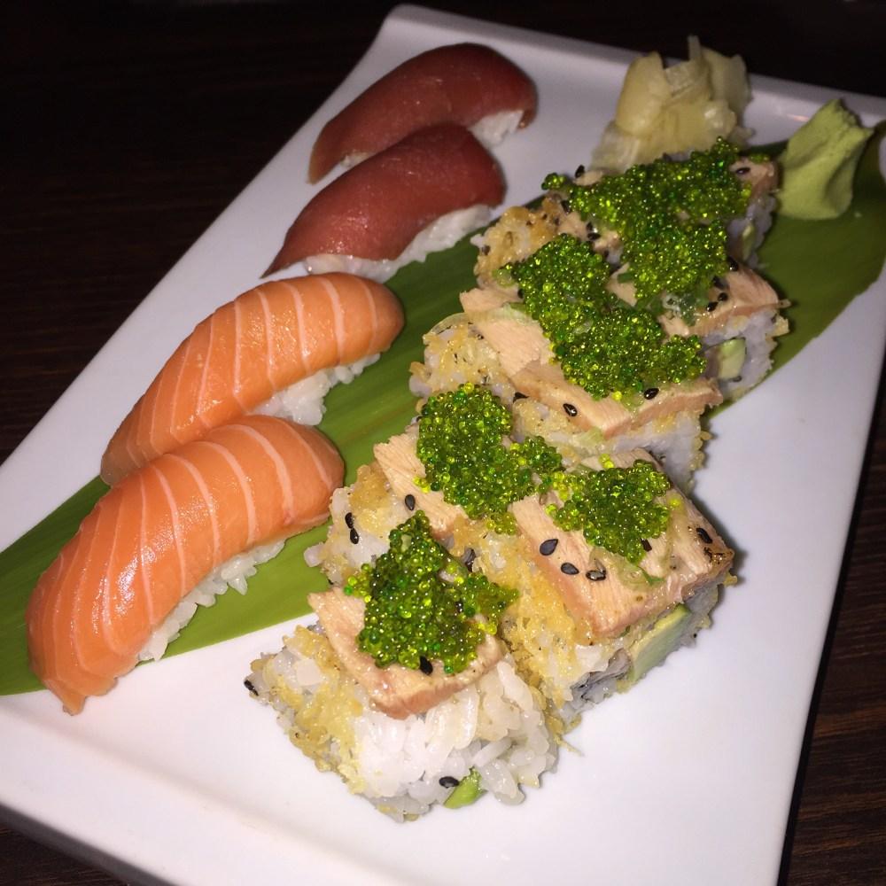 LondonsDiningCouple Sasa Sushi Review | Top 10 Sushi Dishes in London