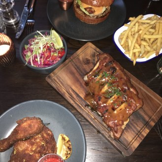 LondonsDiningCouple Dirty Bones Shoreditch Review