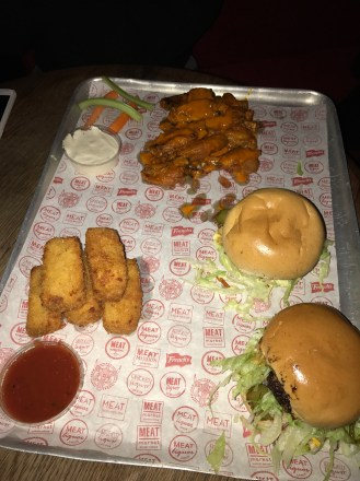 LondonsDiningCouple MeatLiquor Review