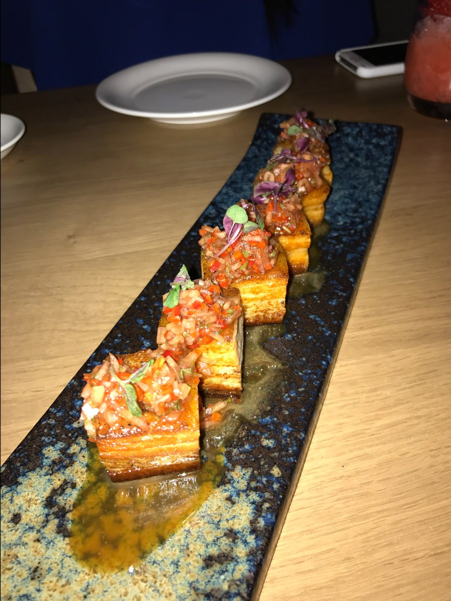 First Impressions – Nobu Shoreditch