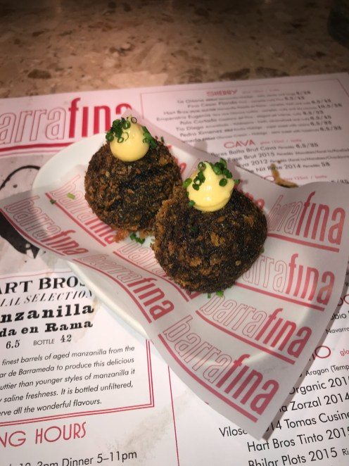 Barrafina Dean Street Review | Top 10 Dishes in London | Top 10 Restaurants in London 2017
