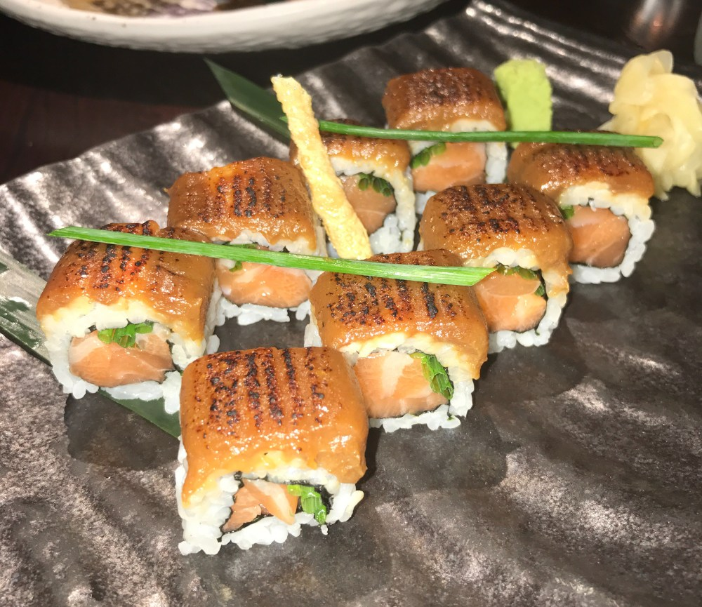 Top 10 Sushi Dishes in London