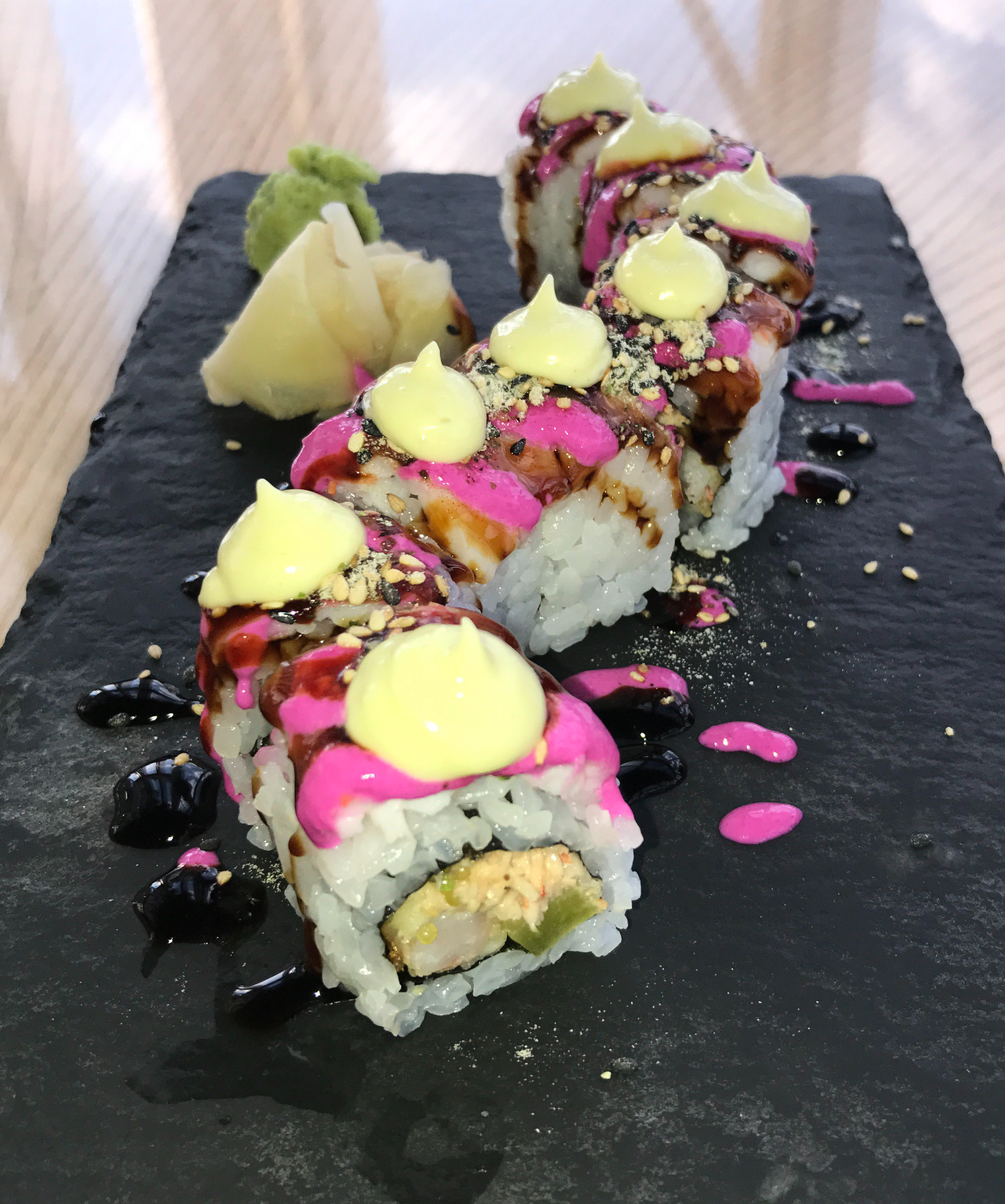 Top 10 Sushi Dishes in London | Top 10 Restaurants in London 2017