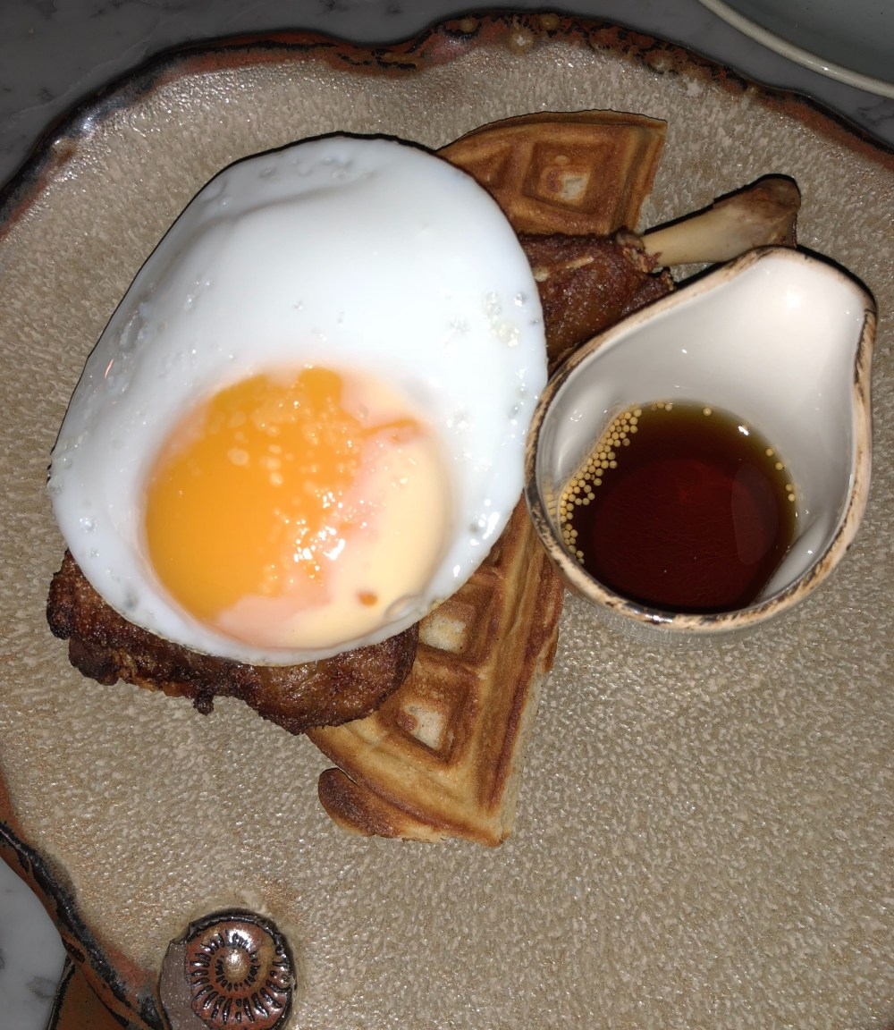 LondonsDiningCouple Duck and Waffle Review