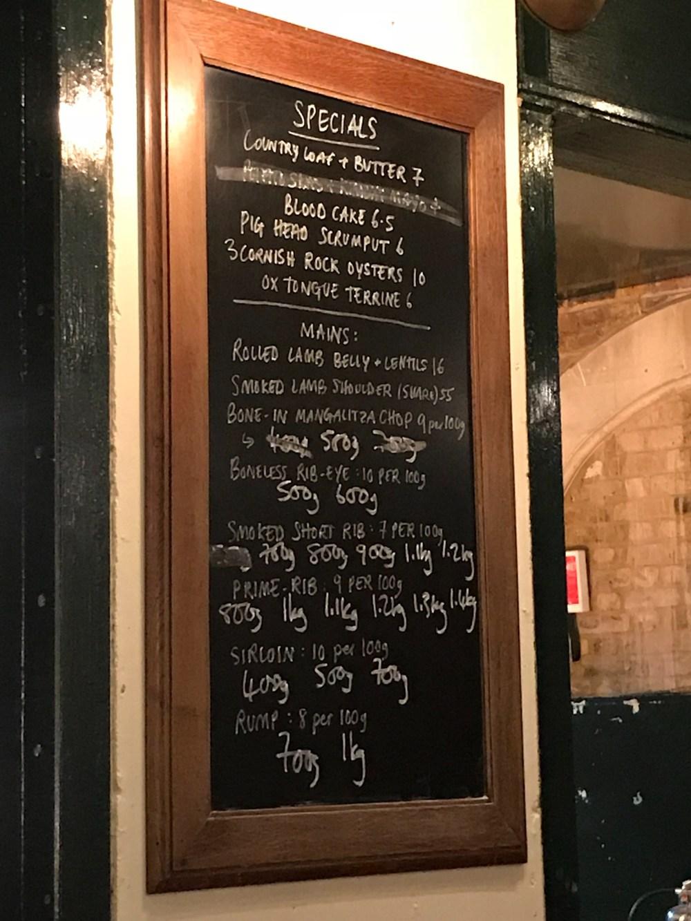 LondonsDiningCouple Pitt Cue Review