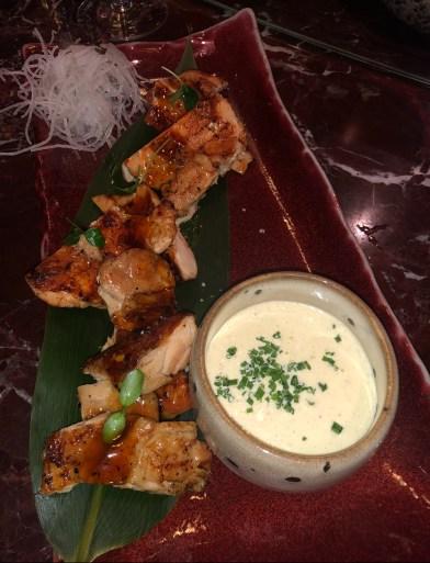 Sushi Samba - Covent Garden