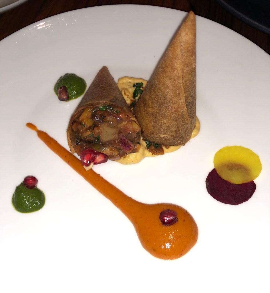 LondonsDiningCouple Chutney Mary Restaurant
