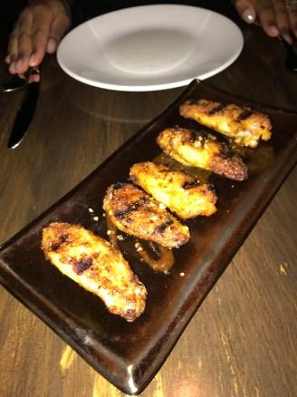 Alitas de Pollo (Chicken Wings)