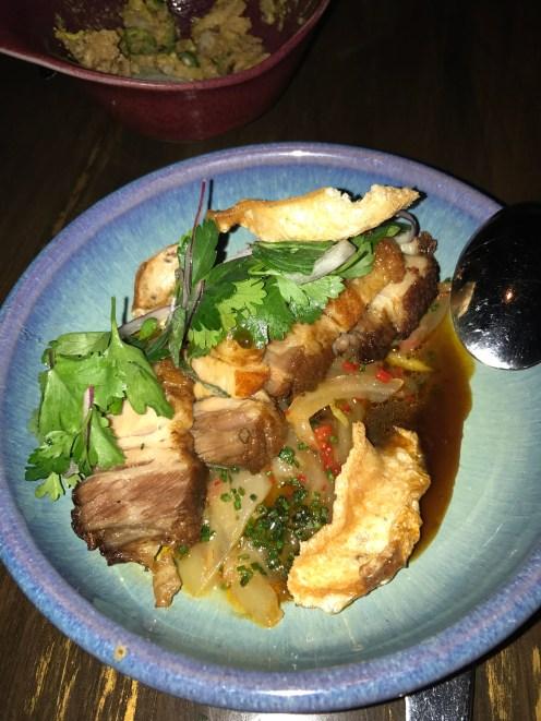 Chicharron De Cerdo (Grilled Pork Belly)