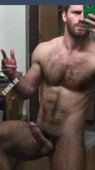 CURE PORN ADDICTION ADORABEAR HAIRY RUGBY PLAYER NAKED