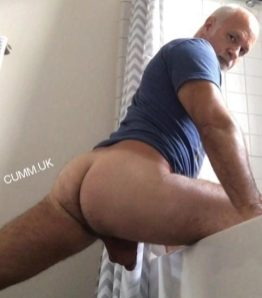 daddy big bubble butt