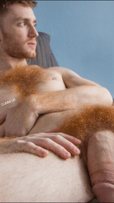 ginger soft cock