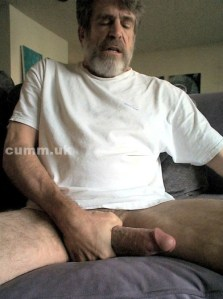 grandpa big cock for you