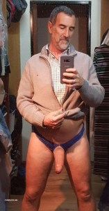 GISE BIG DICK DADDY COCK SELFIE