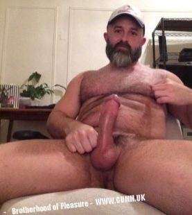 big hairy cocks mature males
