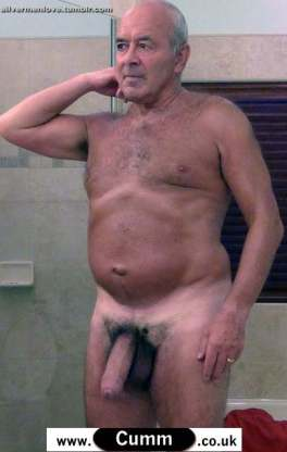 hung-old-men-grandpa-silver-cock18