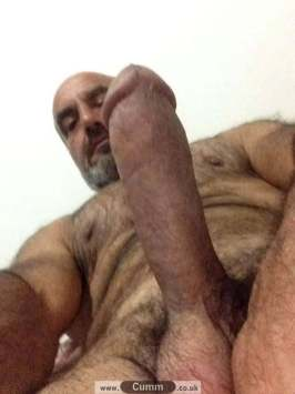 Big-Stocky-Daddy-Bear-show-their-glorious-hairy-bellies-stocky-arses-stocky-balls-huge-cocks-big-chest-turkish-hung-silver-daddy-MAM-121
