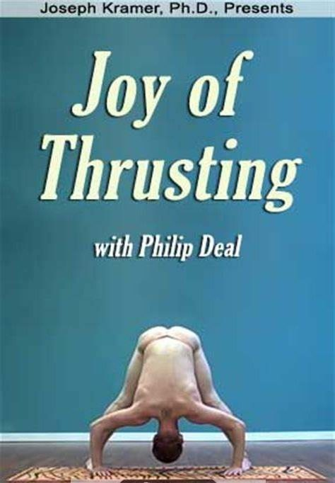Joy of Thrusting : Fleshlight Fucking