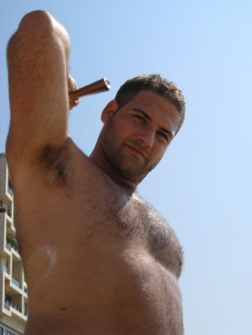 tantric poppers hairy smelly armpit