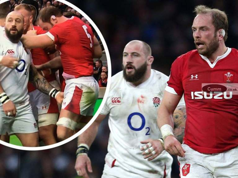 Is penis grabbing a problem in rugby?