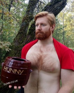 bear-art-hairy-chest-sexy-bloke-ginger