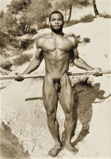 african male model nude