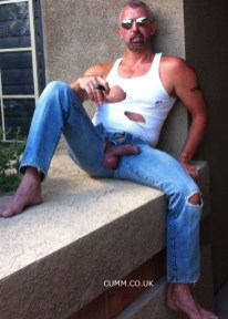 torn-jeans-erection-daddy