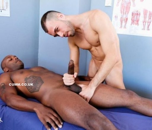 Is a gay massage good for straight men?
