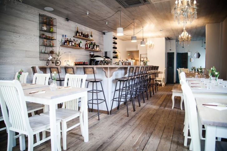 Little Viet Kitchen London Inside