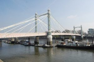 Albert Bridge by Ketrin1407 on Flickr