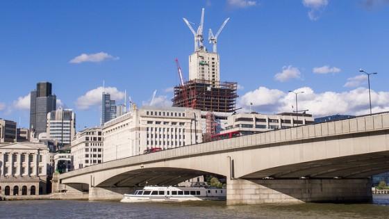 London Bridge by Ed Webster