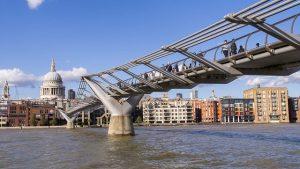 Millennium Bridge by Ed Webster