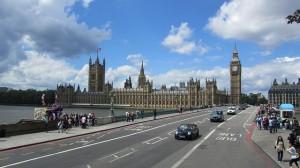 Westminster Bridge by David Jones