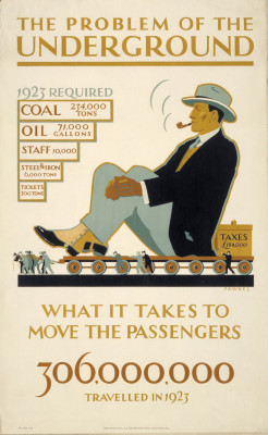 What-It-Takes-to-Move-the-Passengers-Problems-of-the-Underground-by-Irene-Fawkes-1924