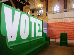 Voice and Vote: The Chamber