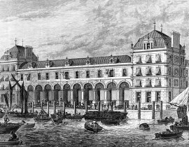 Billingsgate Market, 1876
